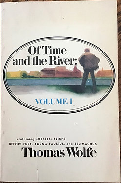 Of Time and the River Volume I