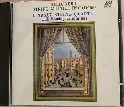 Schubert String Quintet in C (D956)