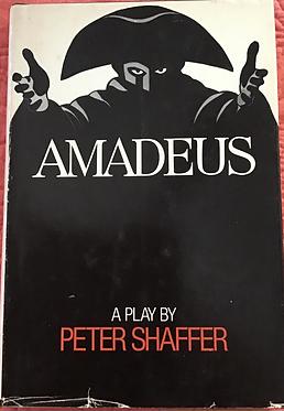 Amadeus - A Play by Peter Shaffer