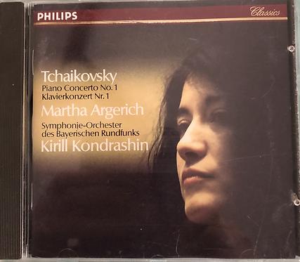 Tchaikovsky Piano concerto No 1 - Martha Argerich