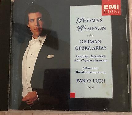 Thomas Hampson German Opera Arias