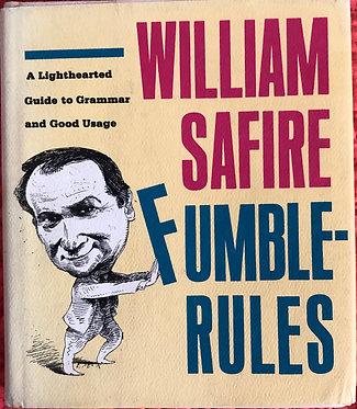 Fumble Rules