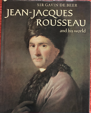 Jean-Jacques Rousseau and his world
