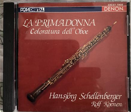 La Primadonna Coloratura del' Oboe