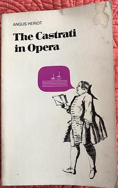 The Castrati in Opera
