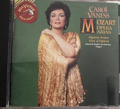 Carol Vaness - Mozart opera arias