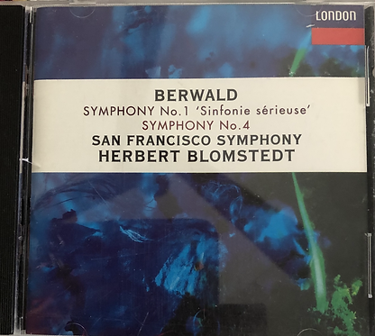 Berwald Symphony No. 1