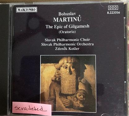 the Epic of Gilgamesh (oratorio)