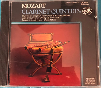 Mozart - Clarinet Quintets