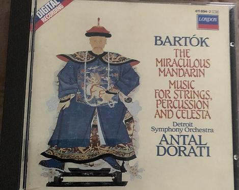 Bartok - The Miraculous Mandarin Music