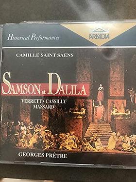Camille Sain Saens - Samson et Dalila
