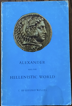 Alexander and the Hellenistic World