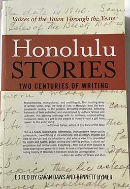 Honolulu Stories