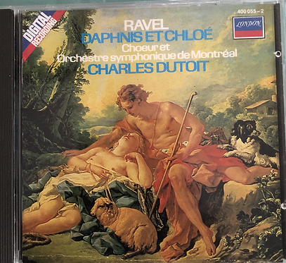 Ravel Daphnis et Chloe