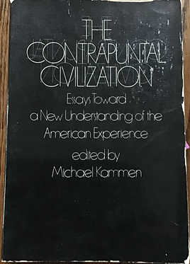 The Contrapuntal Civilization