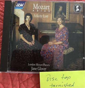 Mozart Arias - Felicity Lott