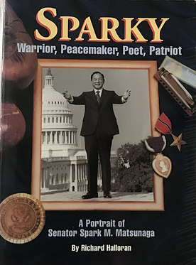Sparky Warrior, Peacemaker, Poet, Patriot