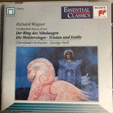 Richard Wagner Orchestral Music Der Ring des Nibelungen