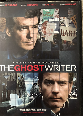 the Ghost Writer