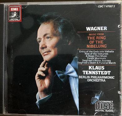 Wagner - Klaus Tennstedt