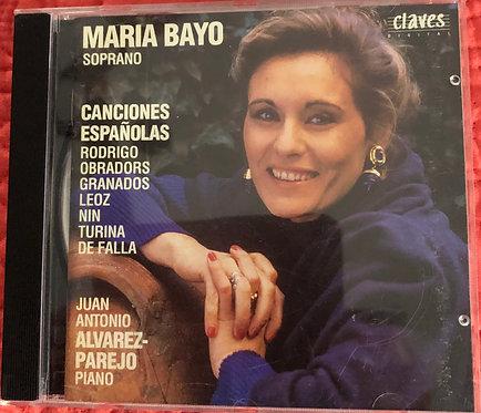 Maria Bayo Soparano