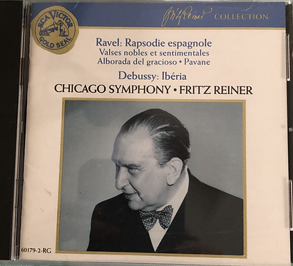 Chicago SymphonyFritz Reiner Ravel