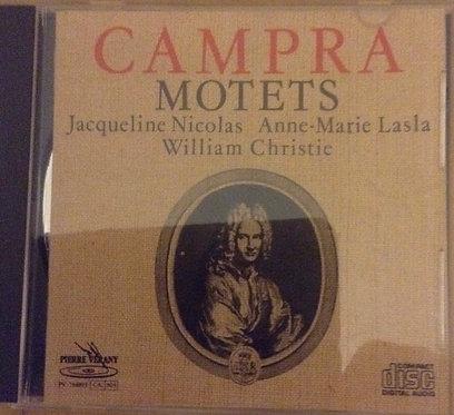 Campra Motets