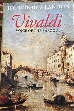 Vivaldi Voice of the Baroque