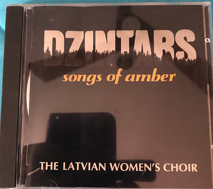 Dzintars Songs of amber