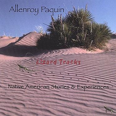 Allenroy Paquin - Lizard Tracks