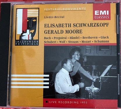 Lider Recital Schwarzkopf, Gerald Moore