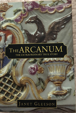 The Arcanum - the extraordinary true story