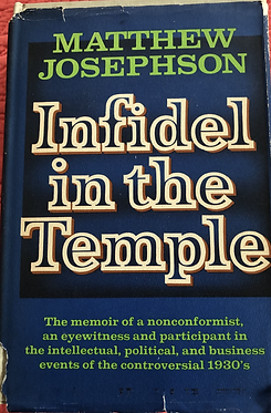 Infidel in the Temple