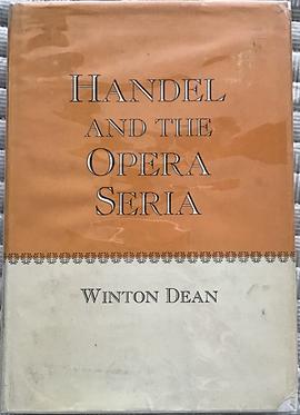Handel and the Opera Seria