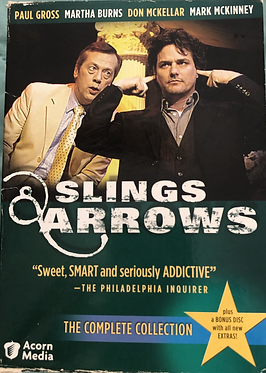 Slings & Arrows - Complete Collection