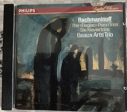 Rachmaninoff - Beaux Arts Trio