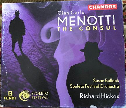 Menotti, The Consul