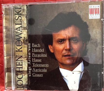 Jochen Kowalski singt arien von.....