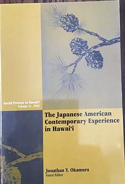 The Japanese American Contemporary Experience in Hawai'i