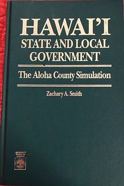 Hawai'i State and Local Government