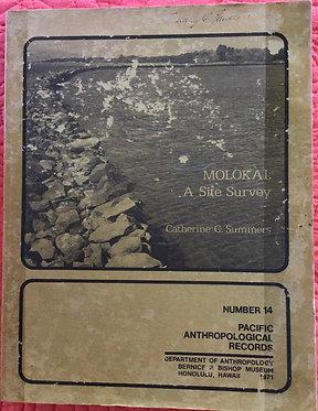 Molokai, A Site Survey