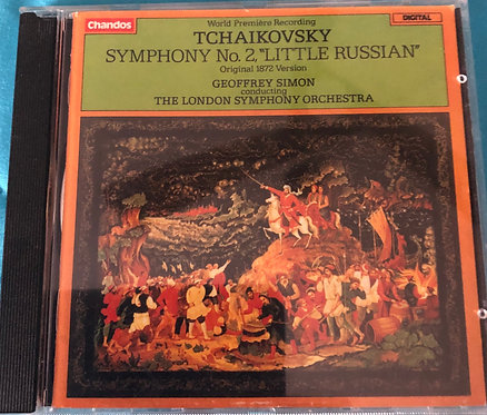 """Tchaikovsky Symphony No. 2 """"Little Russian"""""""