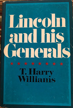 Lincoln and his Genreals