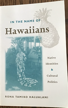 In the Name of the Hawaiians