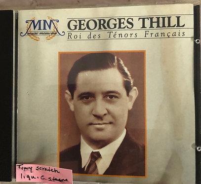Georges Thill Roi de Tenors Français