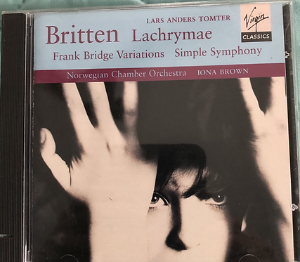 Britten Lachrymae