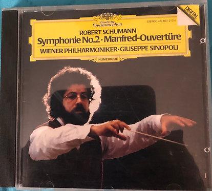 Robert Schumann - Symphonie No. 2 Manfred-Ouverture