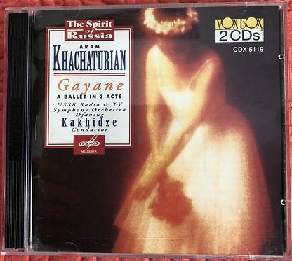 Aram Khachaturian - Gayane