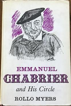 Emmanuel Chabrier and His Circle