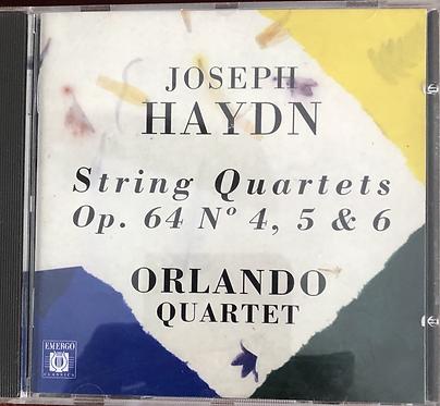 Haydn Sting Quartets Op. 64 No 4, 5 & 6